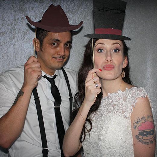 Heather & Charles Wedding Picture in Detroit, MI