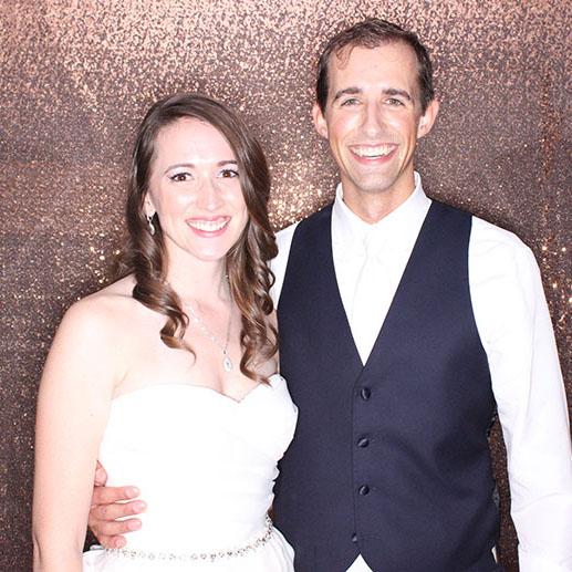 Kristen & Erik Wedding Picture