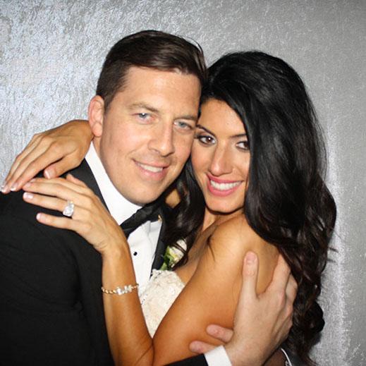 Lisa & Chris Wedding Picture in Michigan